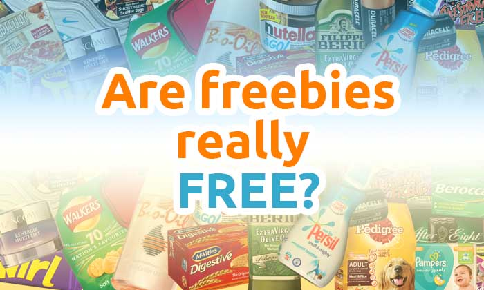 Are freebies really free?