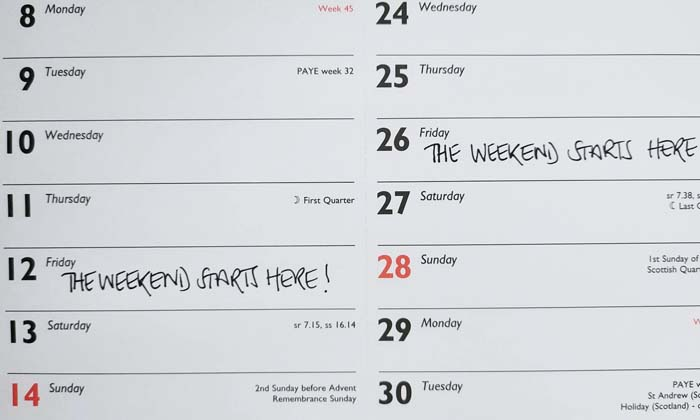 Do you like the idea of a Four-Day Week?