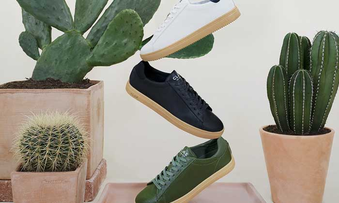 First Cactus Leather Sneaker Launch