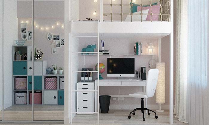 Handy Storage Solutions for Small Spaces