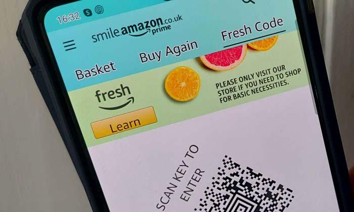 Is Amazon Fresh Supermarket a Snoop Too Far?