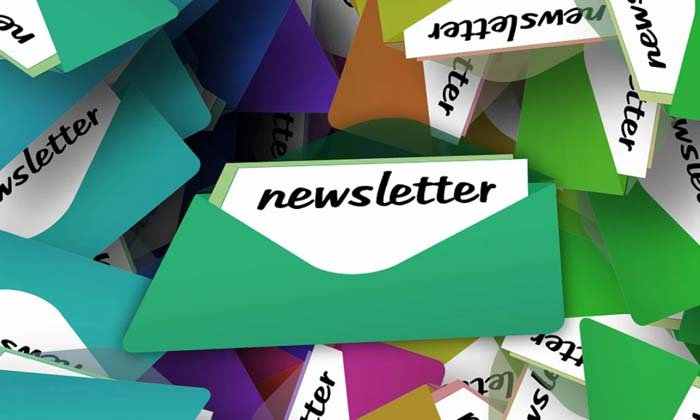 New Content: Newsletter Archives