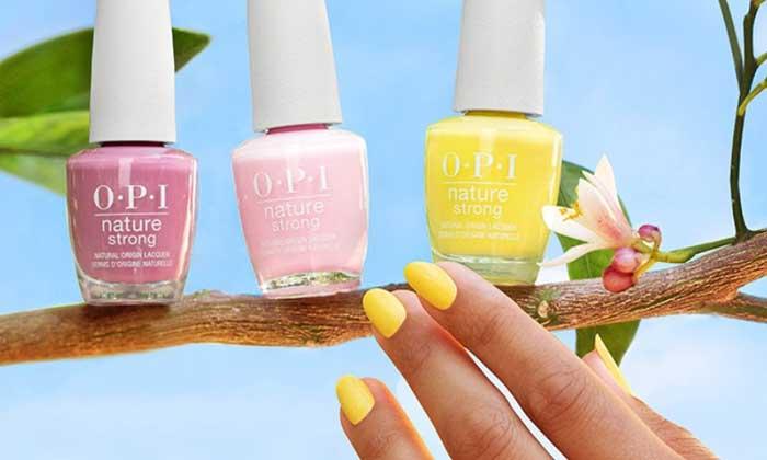 OPI launches new vegan nail polish