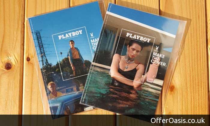 Playboy Perfume Free Sample