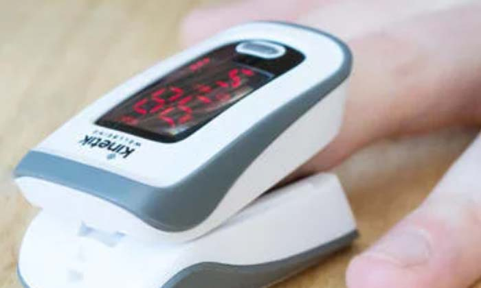Pulse Oximeter the First Aid Kit Essential