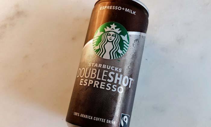 Free Starbucks Doubleshot Espresso Sample Sorted!