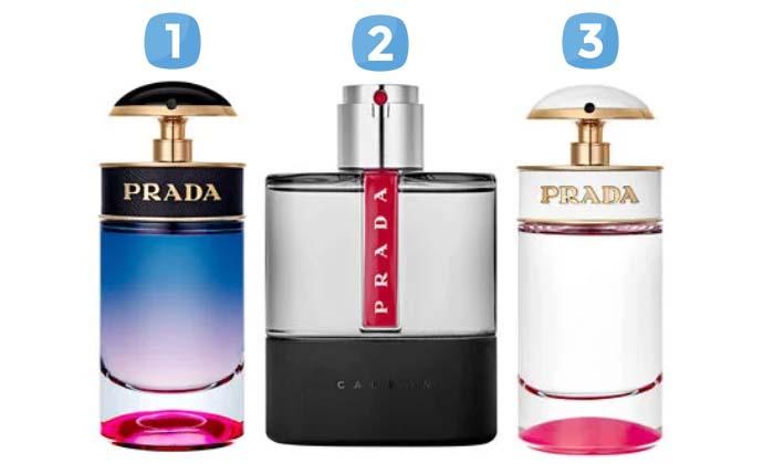 Trio of Prada perfume competition winner announced