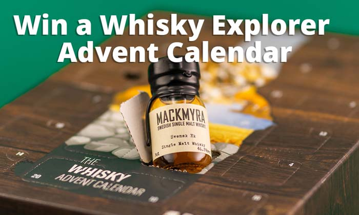 2021 Whisky Advent Calendar Competition Launched