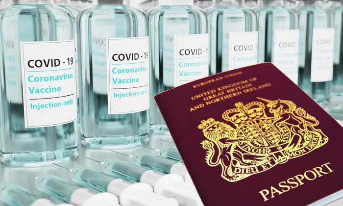 Would you Support Vaccine Passports?