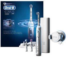 Less than Half Price Oral-B GENIUS 8000 Electric Toothbrush