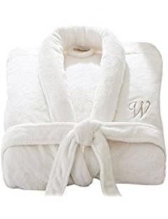 100% Cotton Personalised Bathrobe