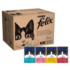27% off Felix Wet Cat Adult Food Pouches
