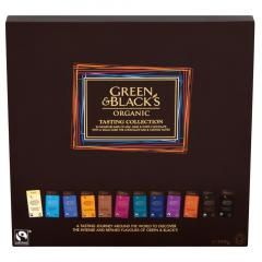 31% off Green & Black's Organic Tasting Collection Chocolate