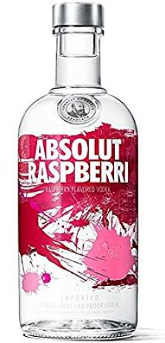Absolut Raspberry Vodka - Reduced