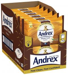 27% off Andrex Washlets Flushable Toilet Tissue Wipes