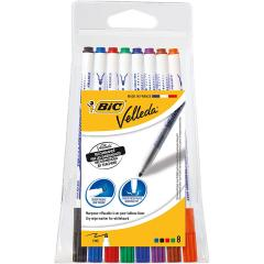 £4 off BIC Velleda 1721 Whiteboard Markers Assorted Colours