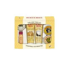 16% off Burt's Bees Tips and Toes Kit