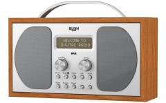 20% off Bush DAB Bluetooth Wooden Radio