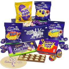 Cadbury Easter Chocolate Selection just �10