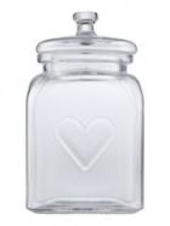 Create a special gift with this Heart Jar!