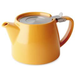 For Life Stump Teapot Mandarin 18oz £25
