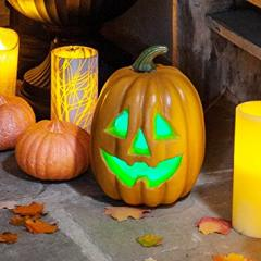 Fun Pumpkin Light that Changes Colour!