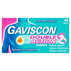 £2 off Gaviscon Double Action Mint Tablets