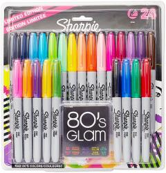 �12 off Assorted Colours Sharpie Permanent Markers Pack