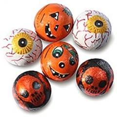 Halloween Chocolate Balls Pack 50 - Under £5.00