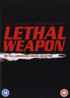 �9 for Lethal Weapon : The Complete Collection DVD