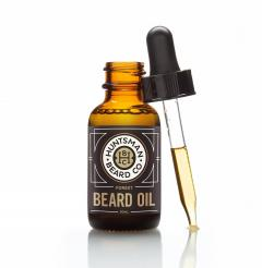 Natural Beard Oil to Soften and Soothe