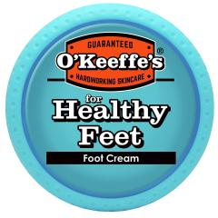 £2 off O'Keeffe's Healthy Feet 100 ml Jar