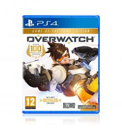 £30 for Overwatch Game of the Year Edition (PS4)