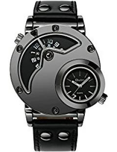 Save �49.99 on Mens Megalith Large Dual Time Watch
