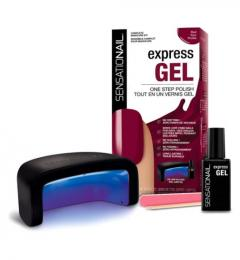 SensatioNail Express Starter Kit- Save £10.00