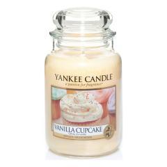 35% off Yankee Candle Vanilla Cupcake Jar Candle
