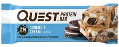 27% off Cookies and Cream Protein Bar, 12-Count