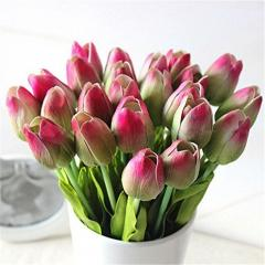 12x Silk Tulips Only �6.99!