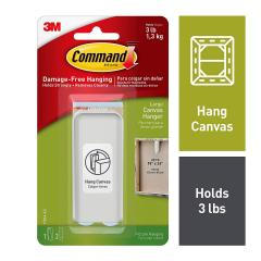 £3.15 for 3M Command large Canvas Hanger