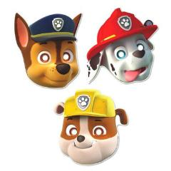 £2.79 for 8 Paw Patrol Favour Party Masks