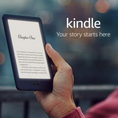 £10 off All-new Kindle