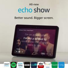£45 off All-New Echo Show (2nd Gen)