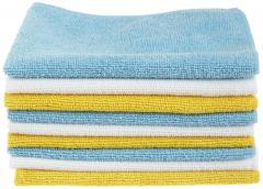 £8 for AmazonBasics Microfibre Cleaning Cloths Pack of 12
