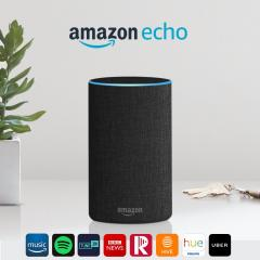 £10 off Amazon Echo (2nd Gen) - Smart speaker with Alexa