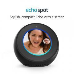 £20 off Amazon Echo Spot, Smart speaker
