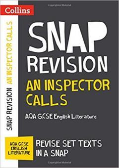 50% off An Inspector Calls: AQA GCSE 9-1 English Literature