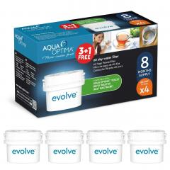 36% off Aqua Optima Evolve 8 month pack