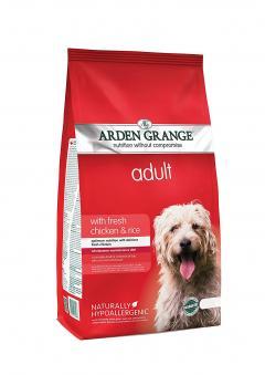 £9 off Arden Grange Adult Chicken Dog Food - 12 kg