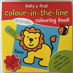 £1.56 for Baby's First Colouring Book