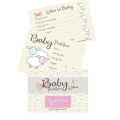 £2.79 for Baby Shower Prediction Cards Game